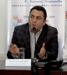 Roman Harutyunyan, World Vision Armenia