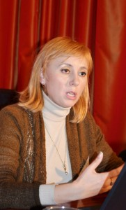 Daniela Gheorghe, FONPC