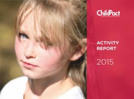 ChildPact 2015 activity report